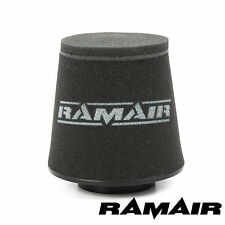 "Ramair Universal 3"" 76mm Neck Foam Cone Induction Intake Kit Air Filter"