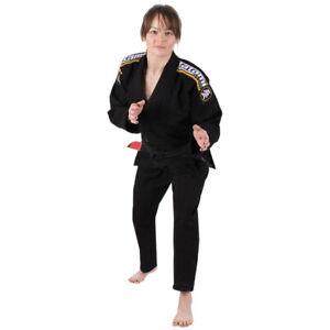 Tatami Fightwear Women's Nova Absolute BJJ Gi - Black