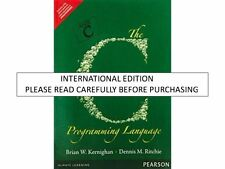 C Programming Language by Dennis M. Ritchie and Brian W. Kernighan