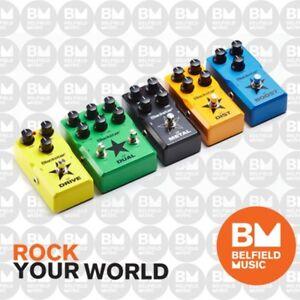Blackstar LT-FX Board 5-Effects Boost/Drive/Dist/Metal/Dual LTFX - Brand New