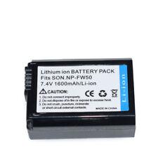 a6300 a6500 Alpha Next Bateria np-fw50 patonas para premium 1030mah para Sony a6000