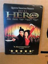Hero (Dvd, 2004), Jet Li, Quentin Tarantino Film