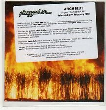 (EP280) Sleigh Bells, Comeback Kid - 2012 DJ CD
