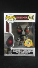 Funko Pop Marvel 349 Deadpool with Chimichanga 7 Eleven 7-11 Exclusive