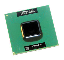 Intel Mobile Pentium 4-M, Socket 478, FSB 400, 2 GHz, 512 KB L2, SL6FK, NEUWARE