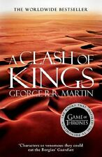 A Clash of Kings (A Song of Ice and Fire, Book 2),George R.R.  ,.9780007548248