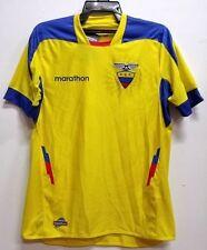 Ecuador National Team Home Football Jersey, BNWT, 2014 World Cup, Size: 2XL