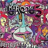 MAROON 5 - OVEREXPOSED - CD ALBUM - MOVES LIKE JAGGER / PAYPHONE +