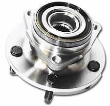 Front 5 STUD Wheel Hub Bearing fit 1994-1999 Dodge RAM 1500 4WD NO ABS 515006