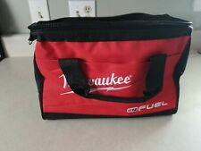 Milwaukee Tool Bag Storage Case Canvas Contractor Tote M12 Fuel
