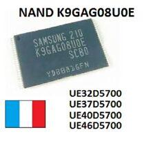 NAND K9GAG08U0E UE32D5700 UE40D5700 UE37D5700 UE46D5700 BN41-01660A BN41-01660B