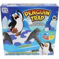 Penguin Trap Kids Childrens Ice Breaker Game Family Board Game Christmas Fun