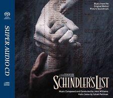 Schindler's List Hybrid SACD CD