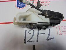 06 07 08 Hyundai Sonata  FRONT PASSENGER Side Door Latchpower lock motor #121L
