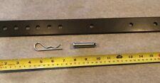 Universal Tiller Depth Drag Stake Bar.  122233x479 Craftsman Husqvarna W/ Pin