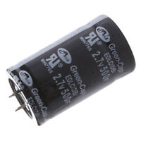 2.7V 500F Automobile Car Farad Capacitor 35*60MM Super Capacitor With 2 Feet Kit