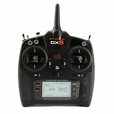 Spektrum DX6 G3 6 Channel DSMX Transmitter With AR6600T Receiver SPM6755EU