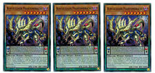 3 X Buntäugiger Phantomdrache LEDD-DEC03, Mint, Common, Playset, Deutsch