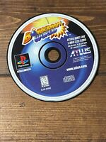 Bomberman World (Sony PlayStation 1, 1998)- Disc Only