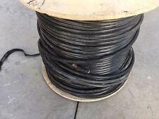 West Penn  RG-11/U RG-11U Rated Coax Wire (Coaxial Wire) 732' spool,
