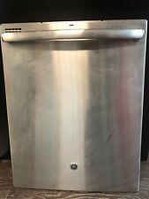 GE Dishwasher Door Panel With Handle WD27X10395
