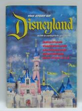 The Story of Disneyland With A Complete Guide Fantasyland Tommowland ©1955