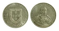 pcc1960_2) Portogallo Portugal 50 Escudos 1969 Marechal Carmona Ar