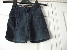 Infant Burberry navy blue Short - Age 18 mths.