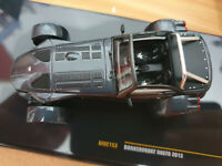 Donkervoort D8 GTO 2011 Silver - Scala 1:43 Die Cast - IXO MOC153 - Nuova