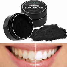 Organic Teeth Whitening Activated Charcoal Toothpaste Carbon Powder Tooth Care