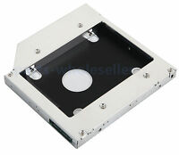 2nd Hard Drive HDD SSD Caddy for Toshiba Satellite L355 L355D swap TS-L633P DVD