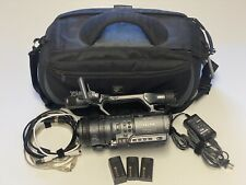 New ListingSony Fx1 3Ccd High Definition Dv Camcorder W/ Accessories - *New Hdv Deck*