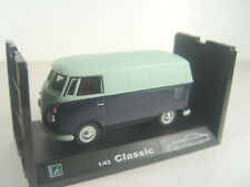 VW T1 Transporter  -  Cararama  Modell  1:43  -  #143 #E - gebr.