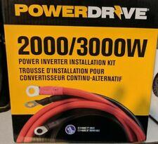 Car Power Inverter Kit DC 12V To AC 110V 1200-12000W Peak Overload Protector BMG