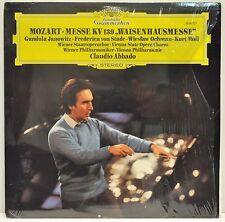 "CLAUDIO ABBADO ""Mozart-Messe KV 139 / Weisenhausmesse"" Vinyl LP DGG 2530 777  NM"