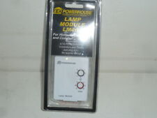 X10 Powerhouse Lamp Module Lm465 For Home Security And Comfort X-10 Plug-In