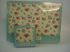 FOREVER ENGLAND MELISSA  4 X CORK BACKED PLACEMATS  COASTERS UNUSED