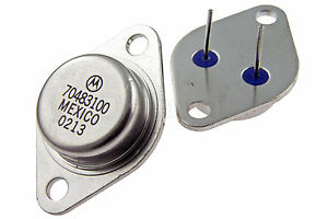 70483100 Original Pulled Motorola Transistor