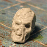 "MH300 Custom Cast Sculpt part zombie head cast for use with 3.75"" action figures"