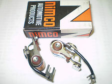 DUAL IGNITION POINTS MATCHED SET FITS: TOYOTA 1975-1976 COROLLA 2 for 1 SALE!