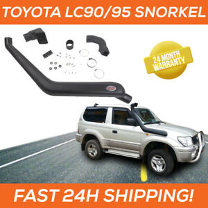 Snorkel / Schnorchel for Toyota LC 90 Prado 12.97 - 12.02 3.4L Raised Air Intake