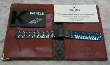 Kienzle vintage box kit bracelet warranty card papers leather wallet nos