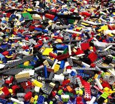 LEGO Bricks Plates Technic ETC 500g RANDOM Assorted Pieces Colours Sizes 1/2 KG