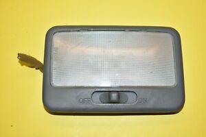 92-26 Honda Prelude interior Light Overhead Dome Lamp OEM Gray