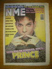 NME 1996 DECEMBER 14 PRINCE SLEEPER BRATS APHEX TWIN ROSES