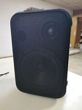 OEM SYSTEMS SE-620 6-Inch 2-Way Indoor/Outdoor Speakers (Black)