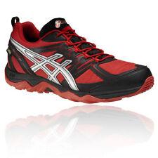 Chaussures et bottes de randonnée rouge pour homme