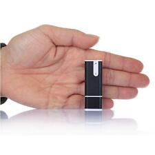 3 in 1 USB Flash Drives 8GB Pen Disk Audio Voice Recorder Clip MP3 Player Black