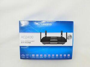 Linksys AC2400 Dual Band Gigabit Wi-Fi Router Model E8350