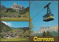 AA4366 Bolzano - Provincia - Corvara in Badia - Vedute - Cartolina - Postcard